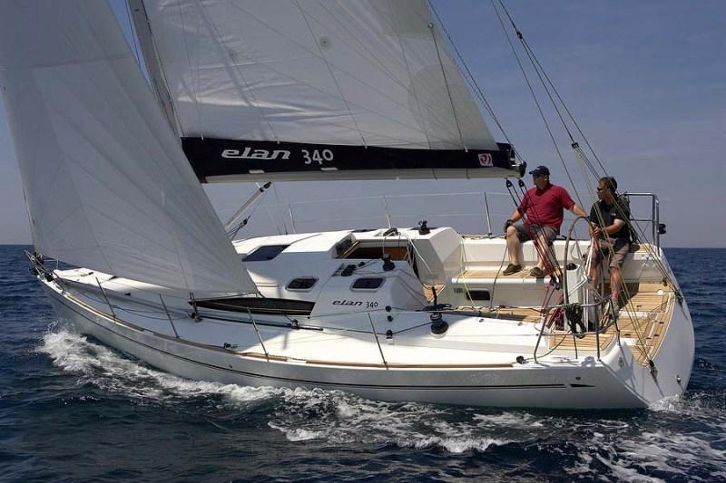 Navalia - Imbarcazione Elan 340 1