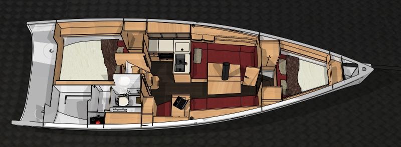 Navalia - Imbarcazione Elan 340 11