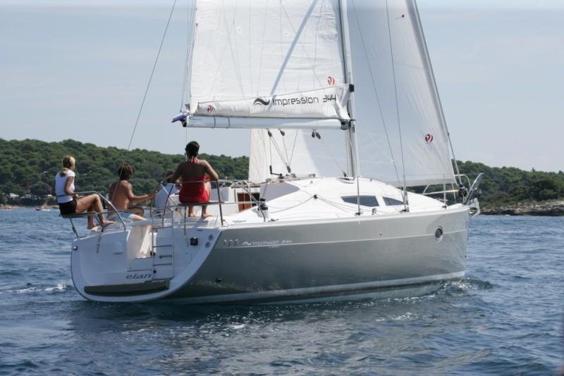 Navalia - Imbarcazione Elan 344 Impression 1