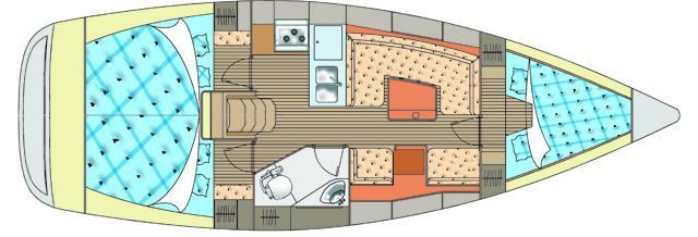 Navalia - Imbarcazione Elan 344 Impression 10