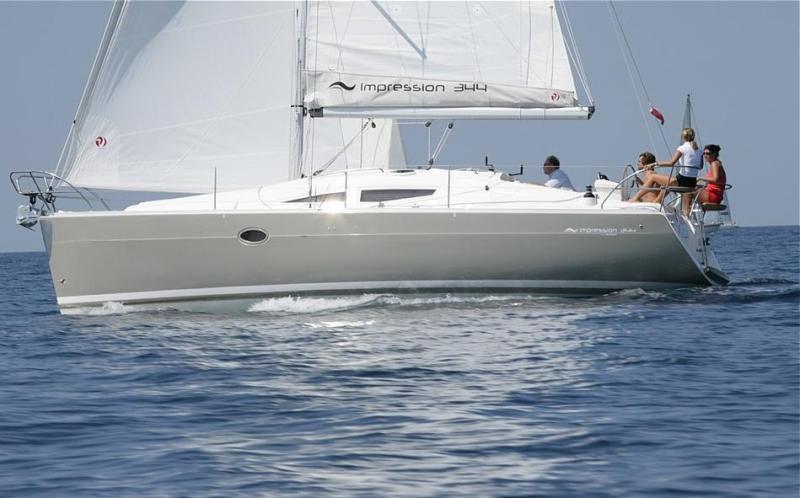 Navalia - Imbarcazione Elan 344 Impression 2