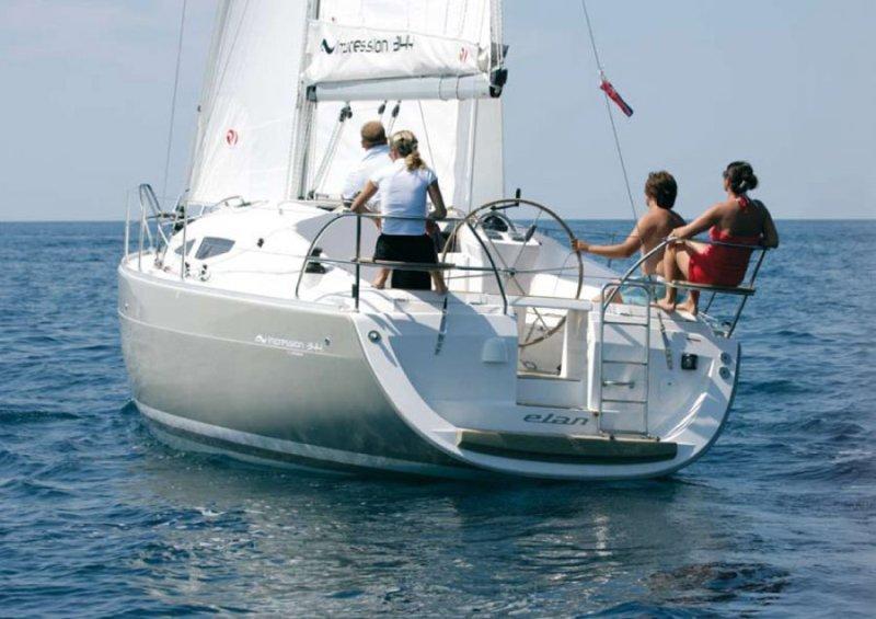 Navalia - Imbarcazione Elan 344 Impression 3