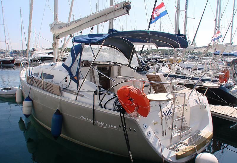 Navalia - Imbarcazione Elan 344 Impression 4