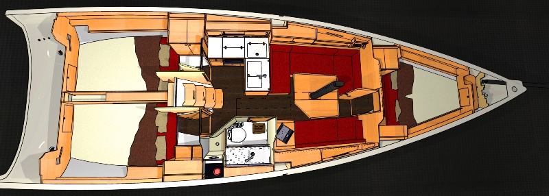Navalia - Imbarcazione Elan 350 11
