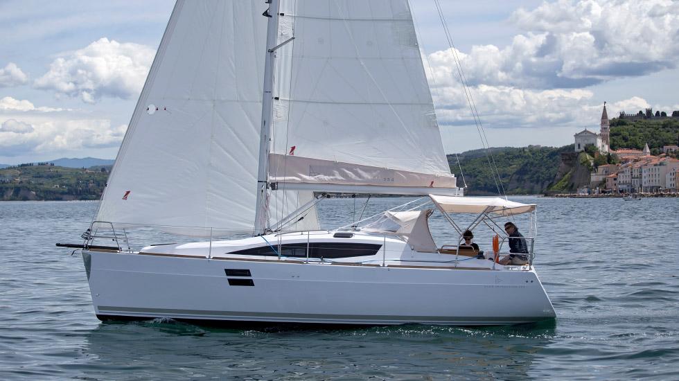 Navalia - Imbarcazione Elan 354 Impression 1