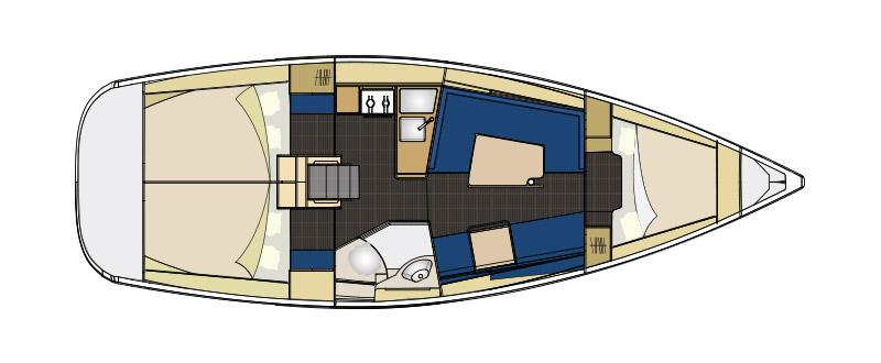 Navalia - Imbarcazione Elan 354 Impression 13