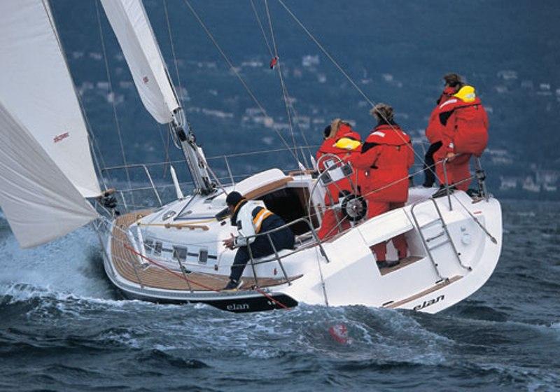 Navalia - Imbarcazione Elan 36 2