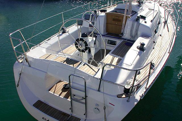 Navalia - Imbarcazione Elan 36 3