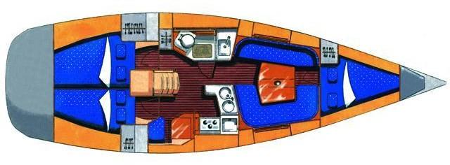 Navalia - Imbarcazione Elan 37 10