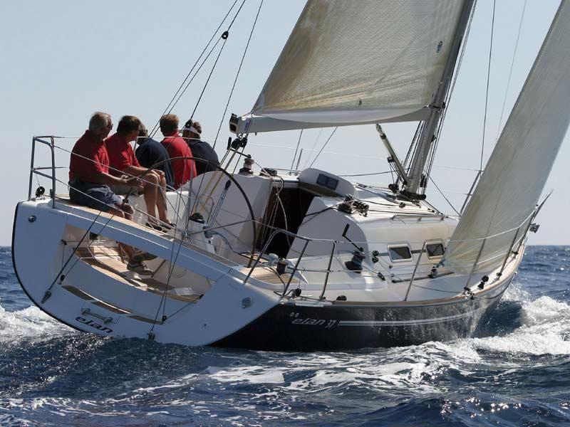 Navalia - Imbarcazione Elan 37 3