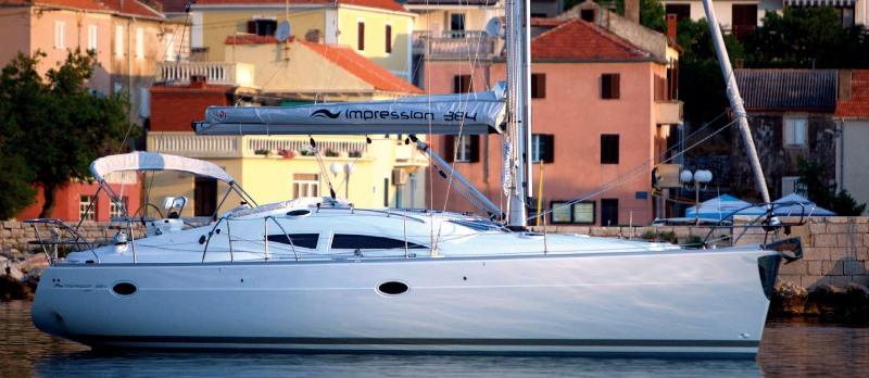 Navalia - Imbarcazione Elan 384 Impression 2