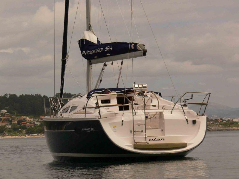 Navalia - Imbarcazione Elan 384 Impression 3