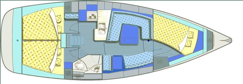 Navalia - Imbarcazione Elan 384 Impression 9