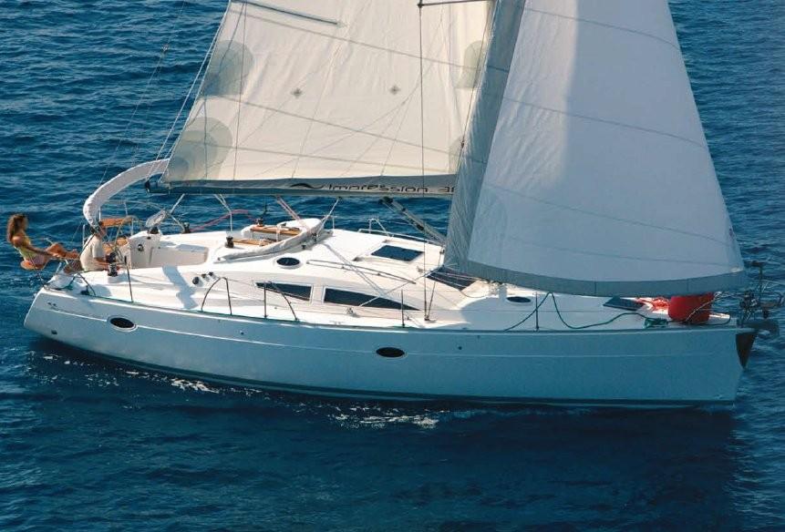 Navalia - Imbarcazione Elan 384 Impression 1