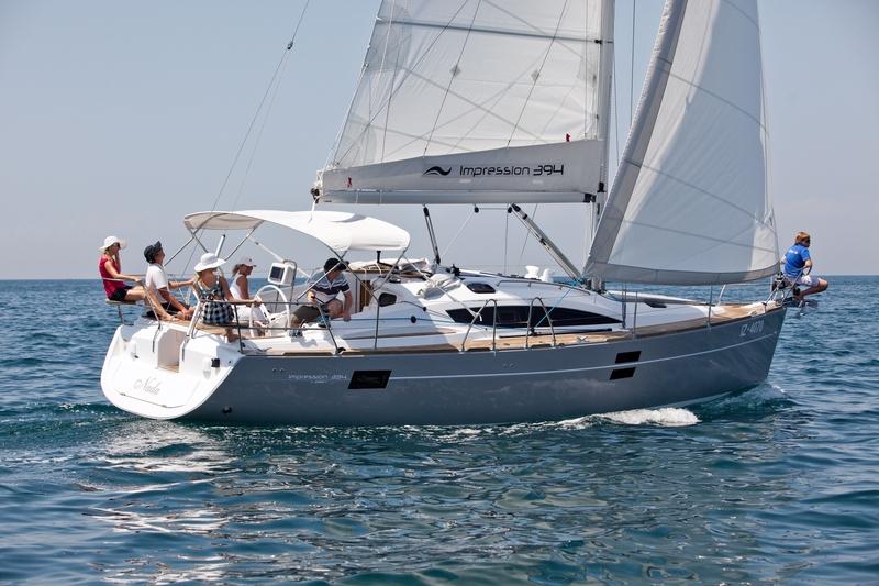 Navalia - Imbarcazione Elan 394 Impression 1