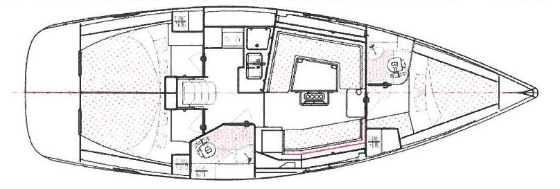 Navalia - Imbarcazione Elan 394 Impression 10