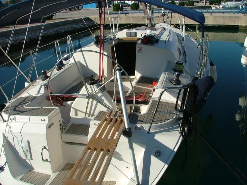 Navalia - Imbarcazione Elan 40 3