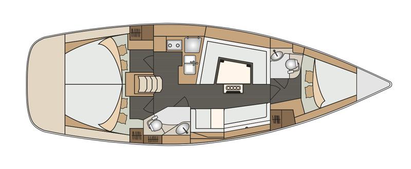 Navalia - Imbarcazione Elan 40 Impression 14