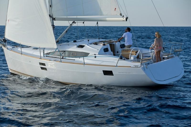 Navalia - Imbarcazione Elan 40 Impression 5