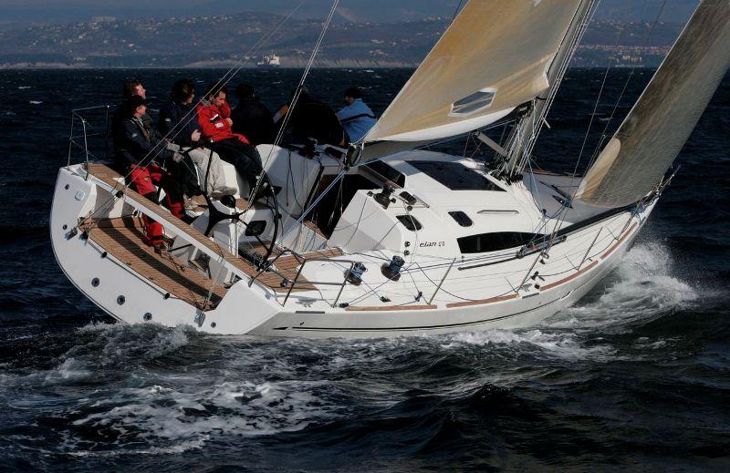 Navalia - Imbarcazione Elan 410 1