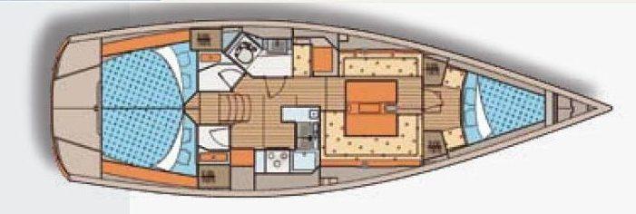 Navalia - Imbarcazione Elan 410 11