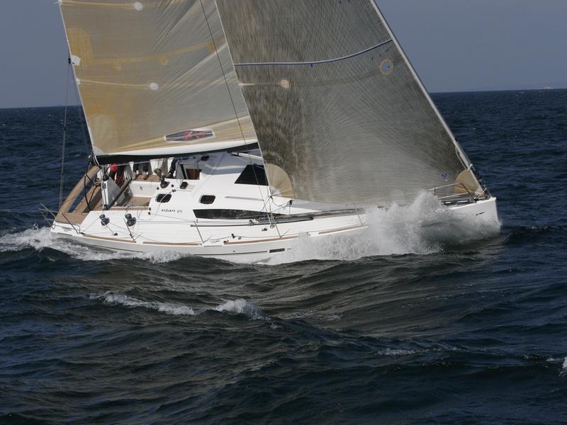 Navalia - Imbarcazione Elan 410 3