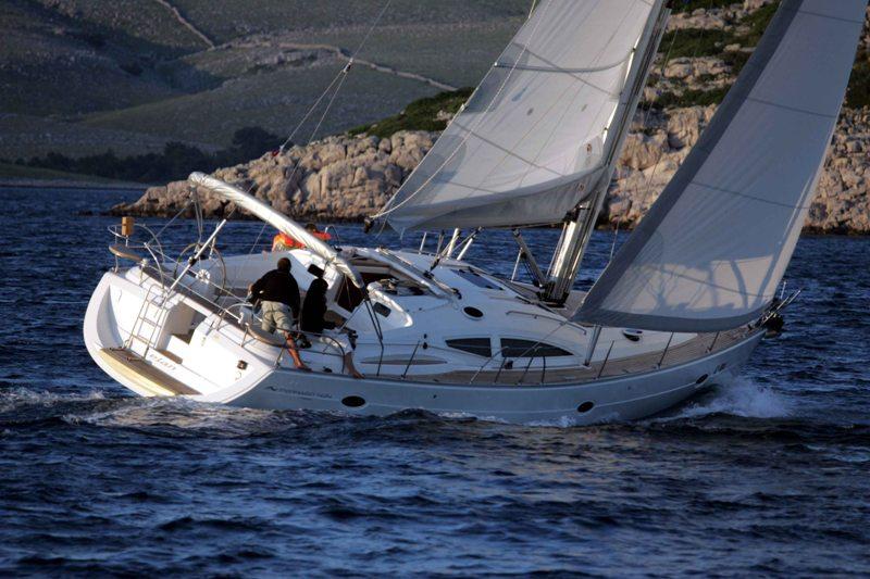 Navalia - Imbarcazione Elan 434 Impression 1
