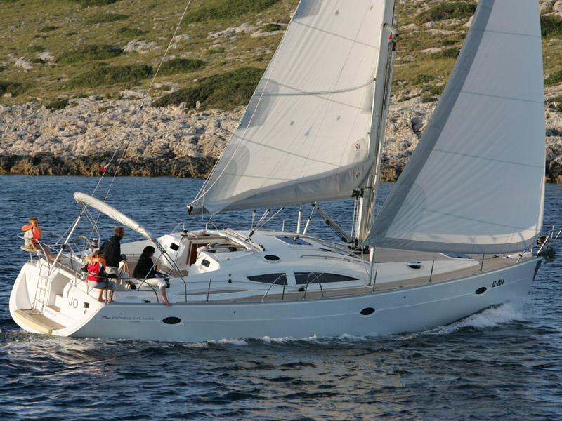 Navalia - Imbarcazione Elan 434 Impression 2