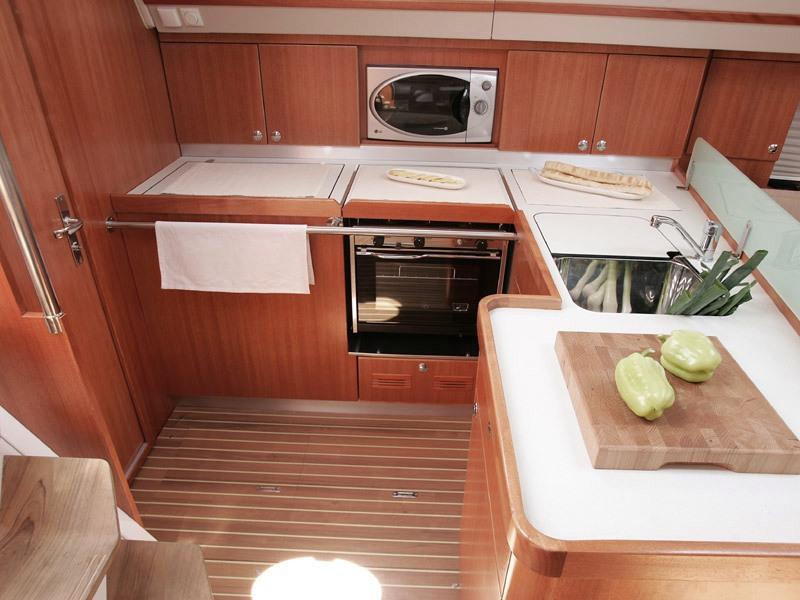 Navalia - Imbarcazione Elan 434 Impression 9