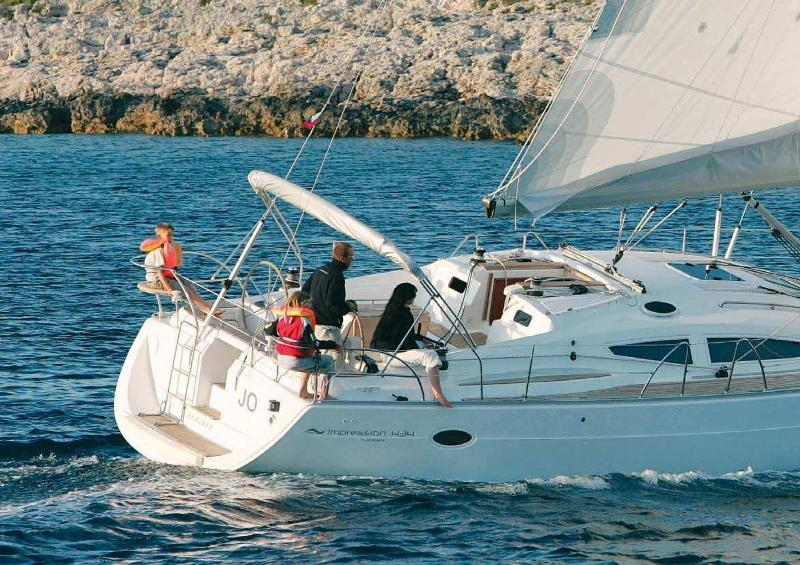 Navalia - Imbarcazione Elan 434 Impression 4