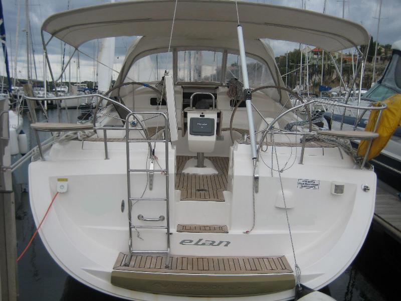 Navalia - Imbarcazione Elan 434 Impression 5