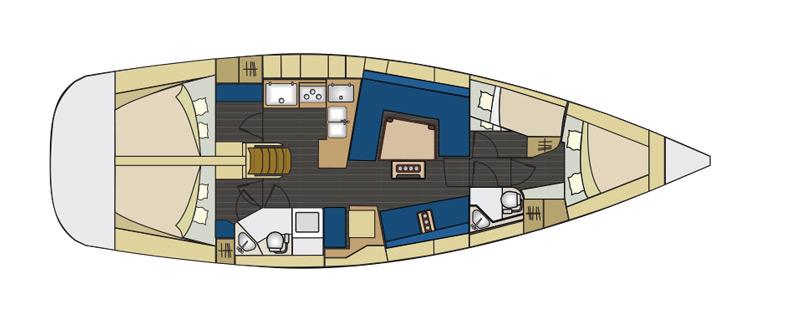 Navalia - Imbarcazione Elan 444 Impression 12