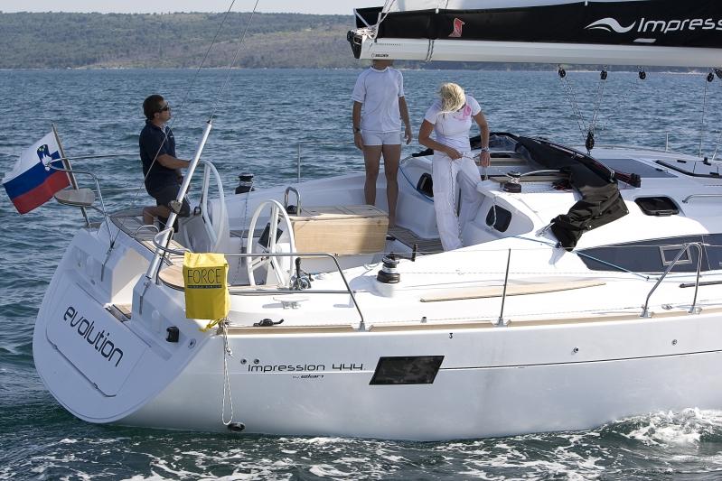 Navalia - Imbarcazione Elan 444 Impression 2