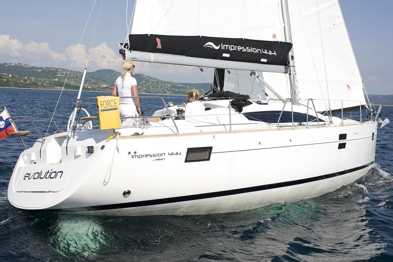Navalia - Imbarcazione Elan 444 Impression 3