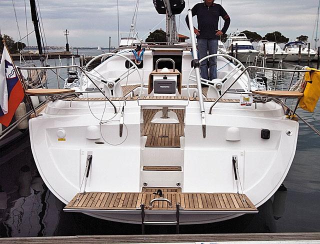 Navalia - Imbarcazione Elan 444 Impression 6
