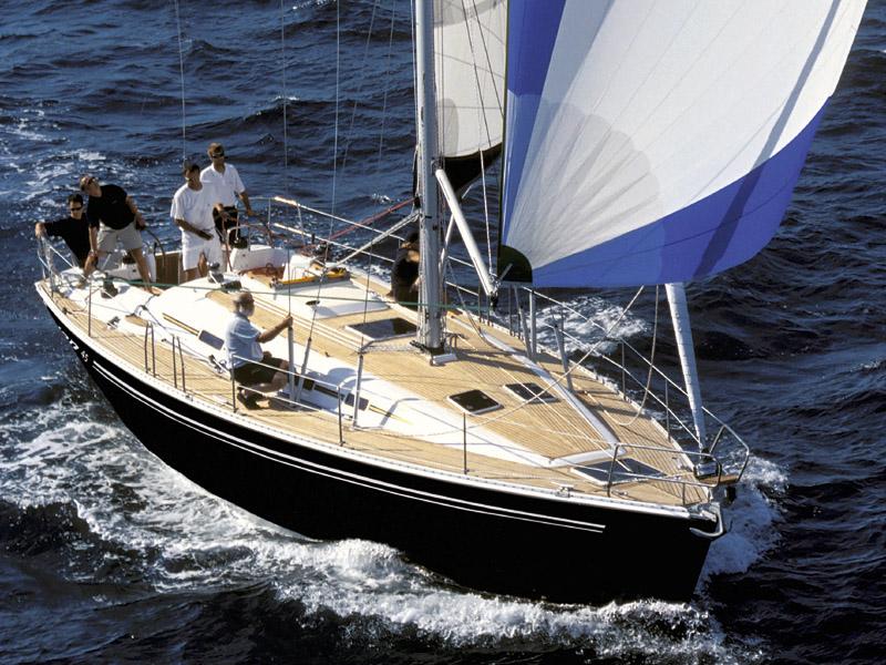Navalia - Imbarcazione Elan 45 1