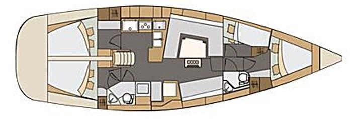 Navalia - Imbarcazione Elan 45 Impression 11