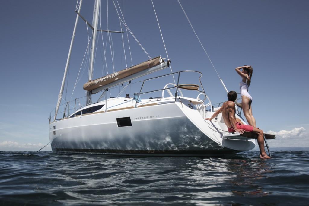 Navalia - Imbarcazione Elan 45 Impression 3