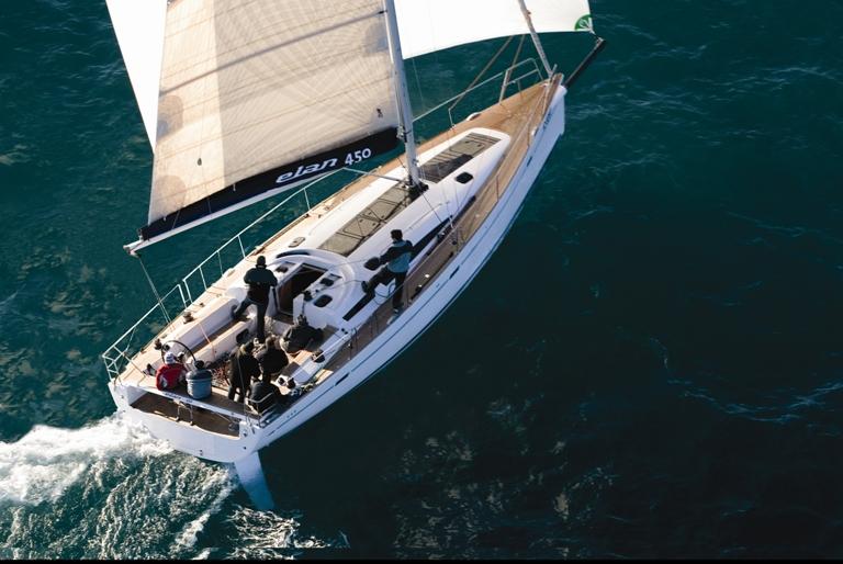 Navalia - Imbarcazione Elan 450 1