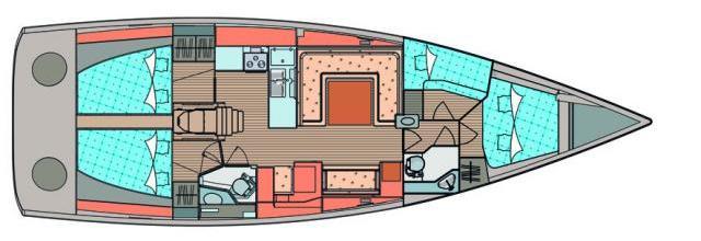 Navalia - Imbarcazione Elan 450 11