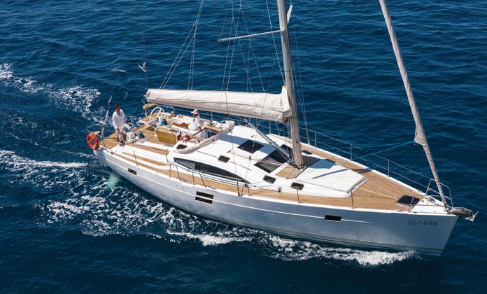 Navalia - Imbarcazione Elan 494 Impression 1