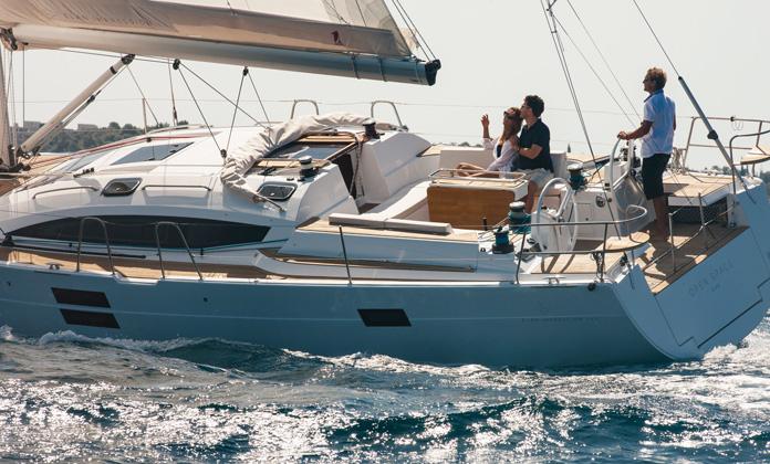 Navalia - Imbarcazione Elan 494 Impression 3