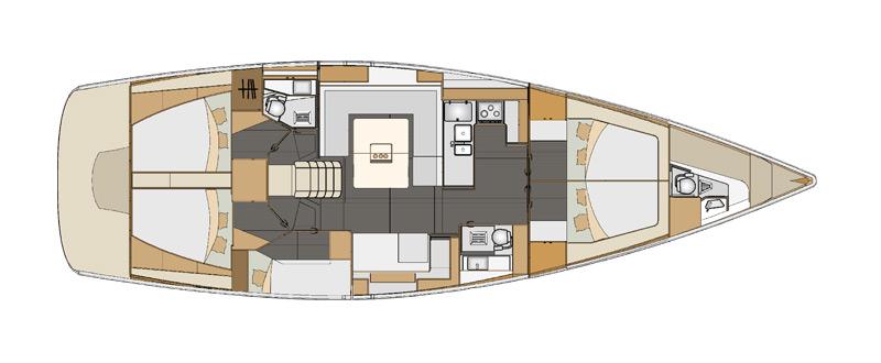Navalia - Imbarcazione Elan 494 Impression 9