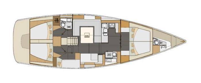 Navalia - Imbarcazione Elan 50 Impression 12