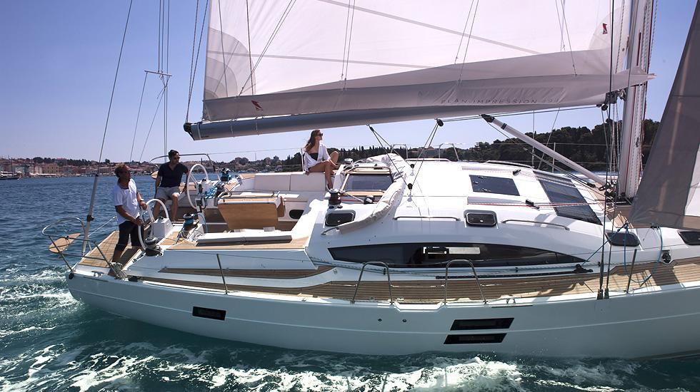 Navalia - Imbarcazione Elan 50 Impression 2
