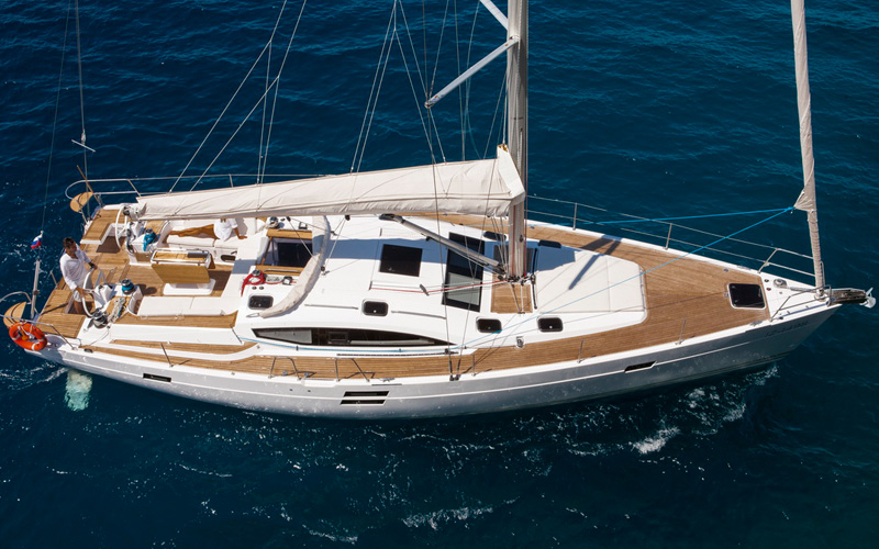 Navalia - Imbarcazione Elan 50 Impression 3