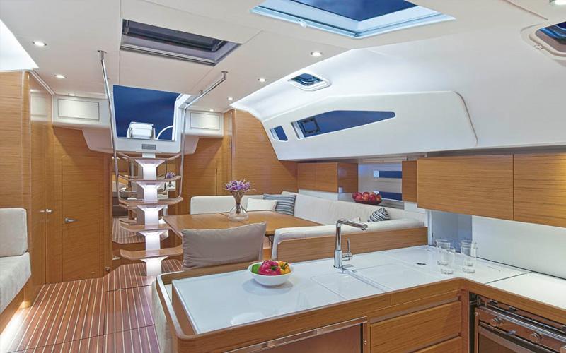 Navalia - Imbarcazione Elan 50 Impression 6
