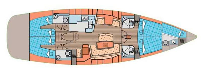 Navalia - Imbarcazione Elan 514 Impression 10