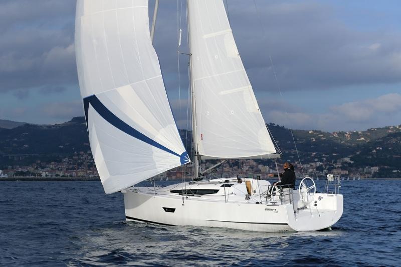 Navalia - Imbarcazione Elan E3 1