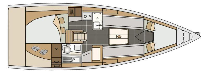 Navalia - Imbarcazione Elan E3 13